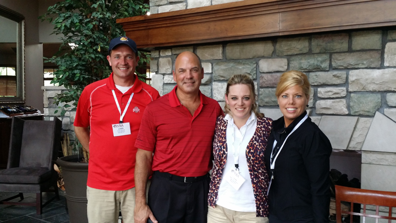 Cady Reporting Sponsors Ohio Women's Bar Association Golf Outing