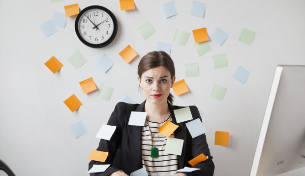 3 Easy Ways to Stay Organized at Work