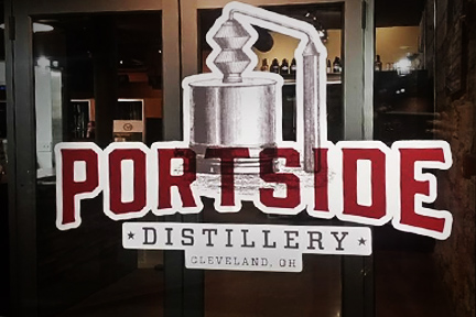 Portside Distillery was the place to party for the Litigation and Women in Law sections of the CMBA. Desserts sponsored by Cady Reporting!
