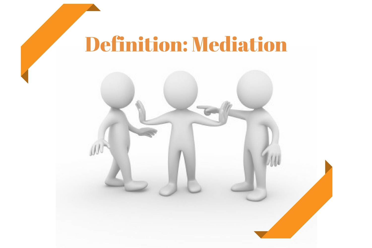 definition: mediation | cady reporting