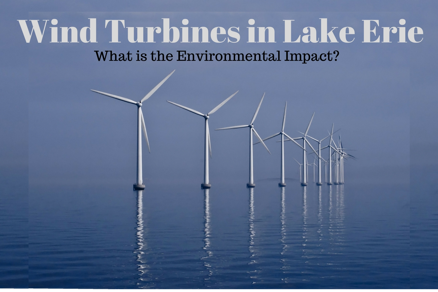 News: Lake Erie Wind Turbines