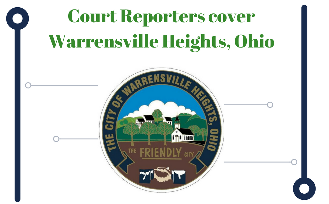 Court Reporters for Warrensville Heights