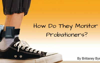 Methods for Monitoring Probationers