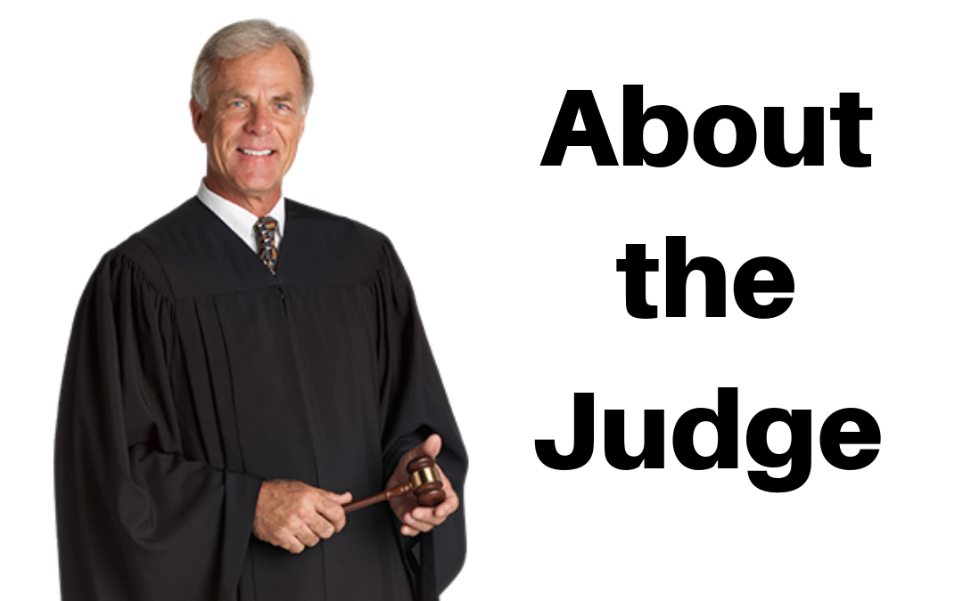 About the Judge
