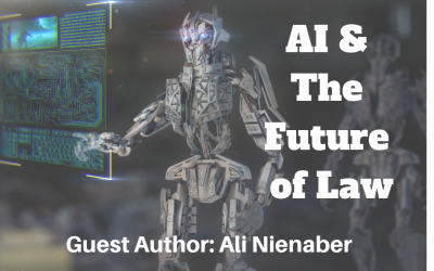 AI and the Future of Law