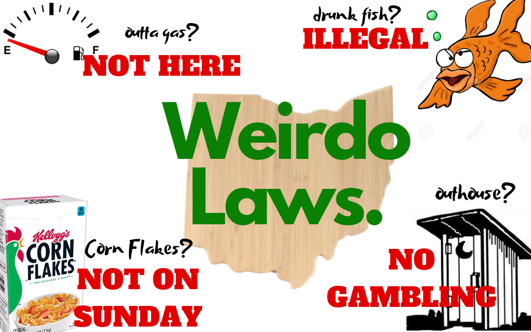 Weird Ohio Laws
