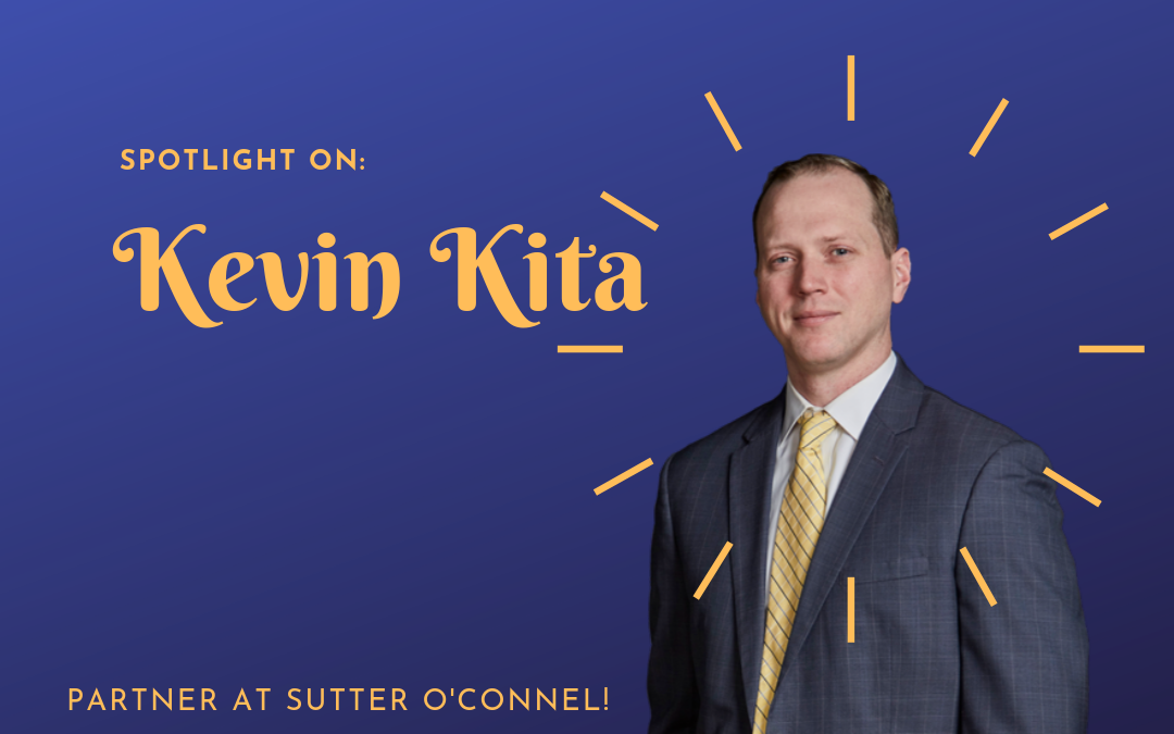 Spotlight On: Kevin Kita, Esq.
