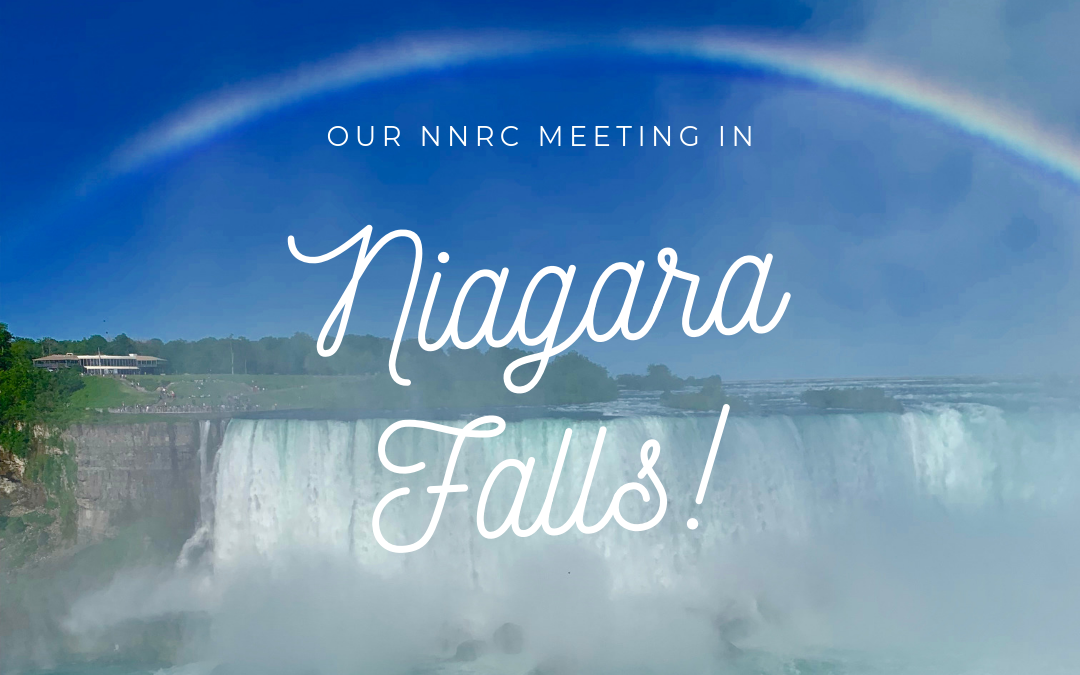 Cady Confab with NNRC in Niagara