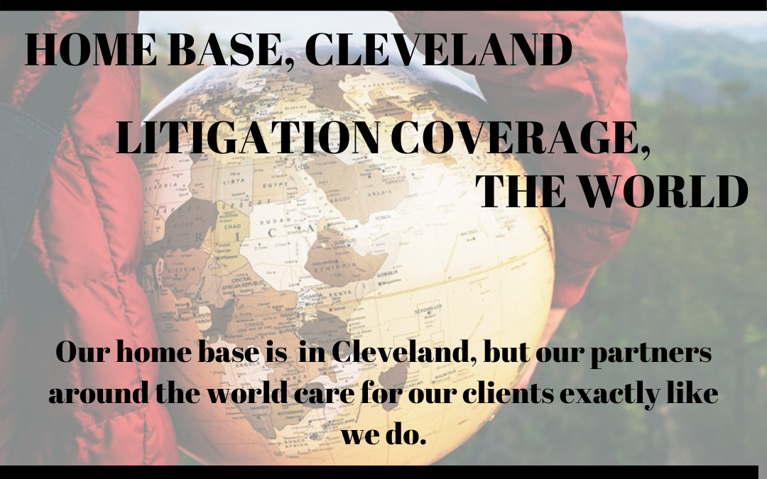 Homebase, Cleveland. Coverage, the World.