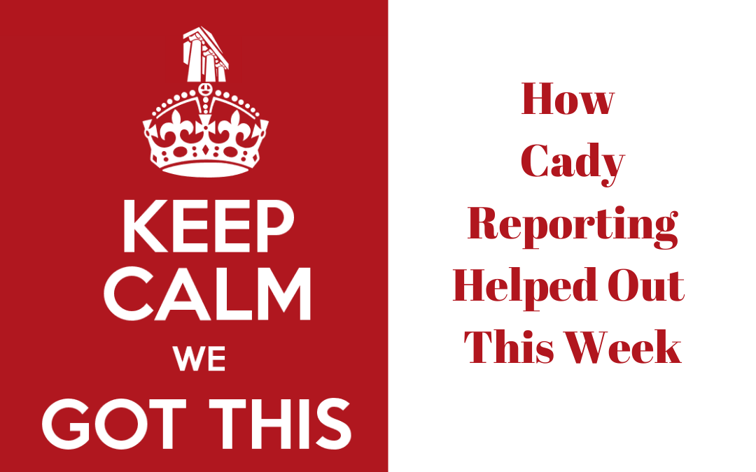 Cleveland Court Rejporters, Cady Reporting has helped clients with court reporters, depositions in Cleveland Ohio