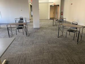 Cleveland Court Reporters new social distancing conference room in Cleveland Ohio