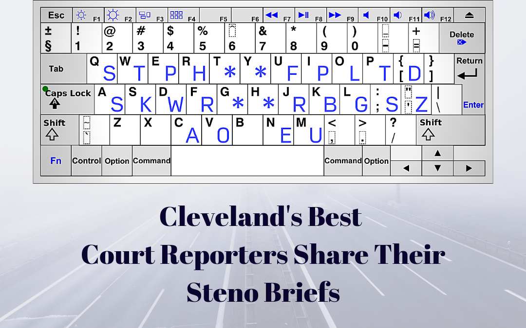 Briefs for Court Reporters
