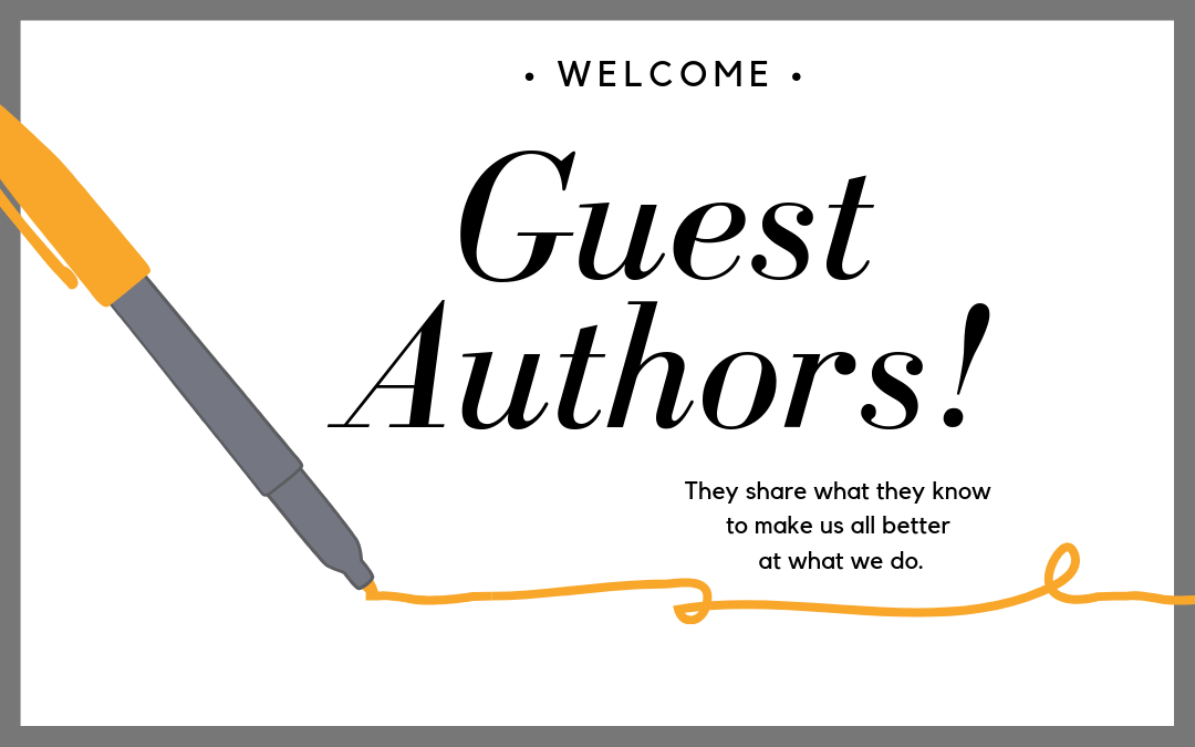 Guest Author Section