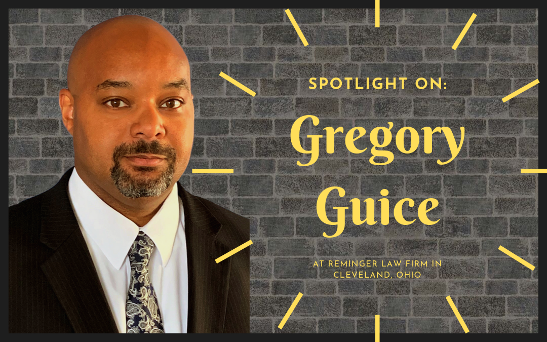 Spotlight On: Gregory Guice of Reminger Law Firm