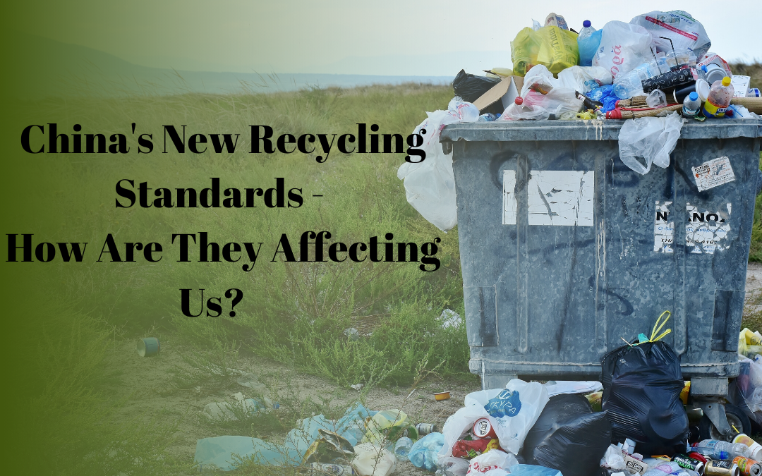 China's New Standards Have Put United States Recycling at Risk